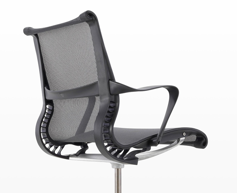 ergonomska uredska stolica herman miller setu