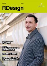 dizajnerski magazin za arhitekte