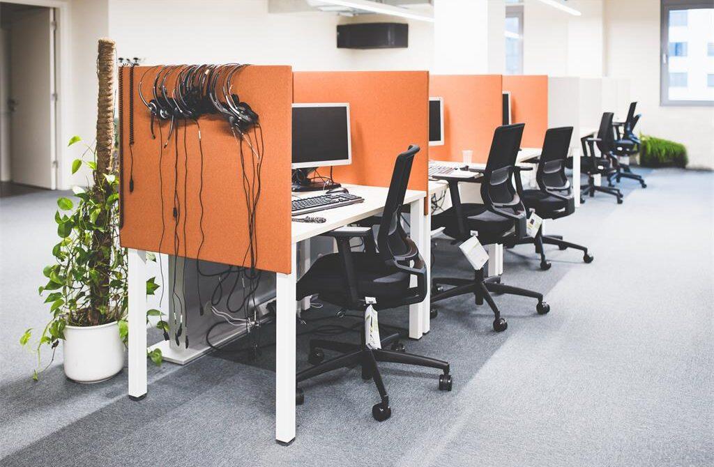 opremanje call centra