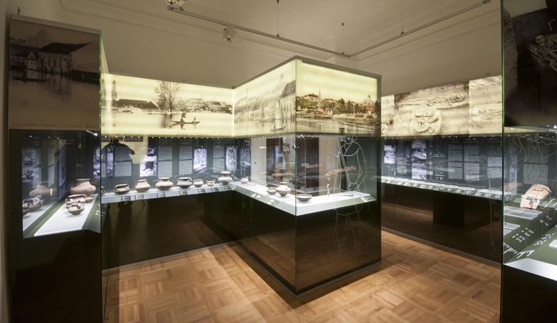 opremanje muzeja